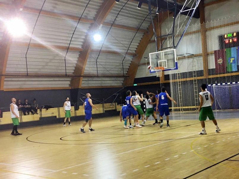 Košarkaši Rudara pobijedili Kastav