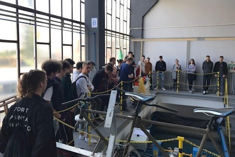 lektrotehničari labinske Srednje škole posjetili TehničkI fakultet u Rijeci