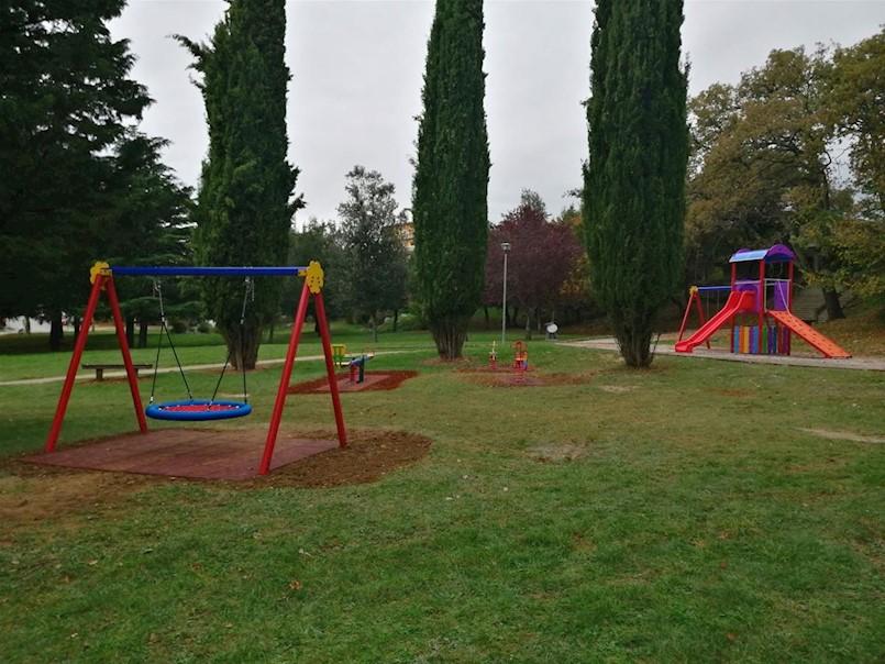 Obnovljeno dječje igralište na Katurama