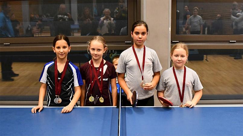 Mladi stolnotenisači Brovinja bili su najuspješniji na 2. otvorenom turniru Istarske županije