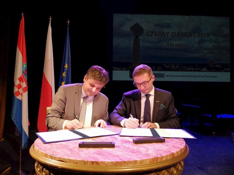 Potpisano pismo namjere o budućoj suradnji između Labina i Rybnika