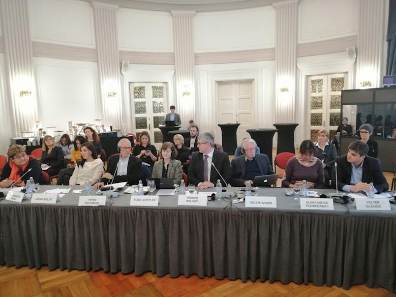 """Gradonačelnik Glavičić sudjelovao na okruglom stolu na temu """"Koprodukcija – suradnja između javne uprave i građana kao odgovor na društvene izazove"""""""