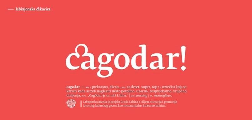 Labinska (labinjonska) cakavica postala je zaštićeno nematerijalno kulturno dobro Republike Hrvatske
