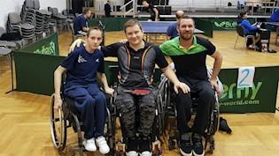 Dejan Nišandžić osvojio prvo mjesto u stolnom tenisu na Festivalu sporta osoba s invaliditetom URIHO 2019