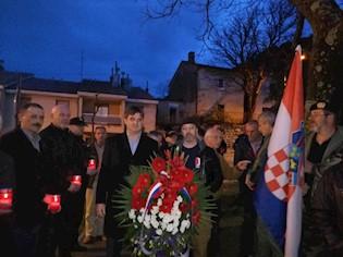 Komemoracija za žrtve Vukovara