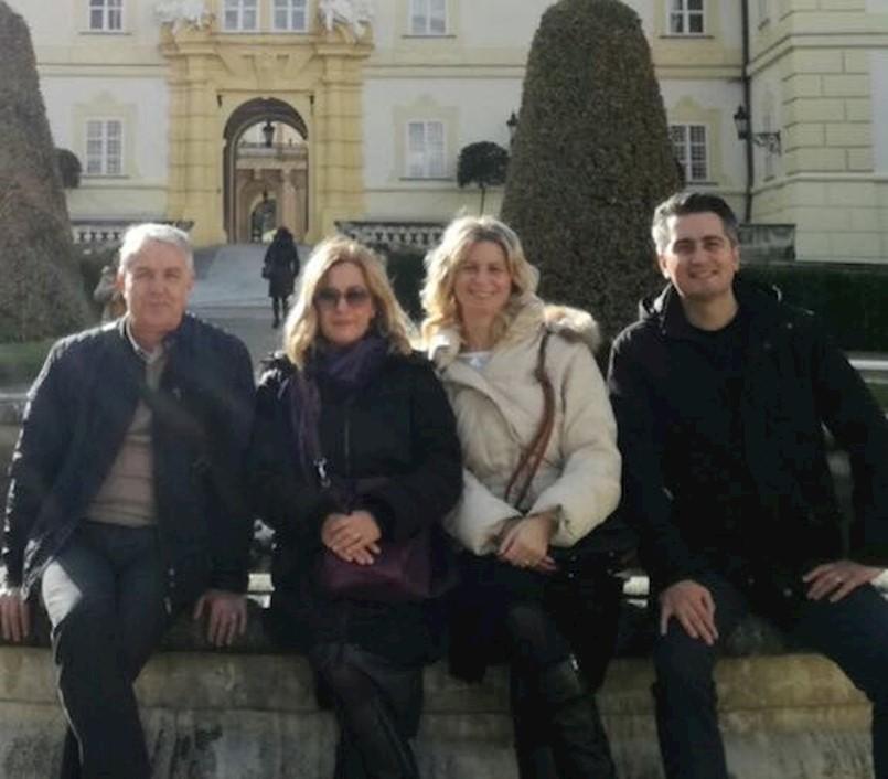 Nastavnici Srednje škole Mate Blažine u sklopu projekta GLAD boravili u Češkoj