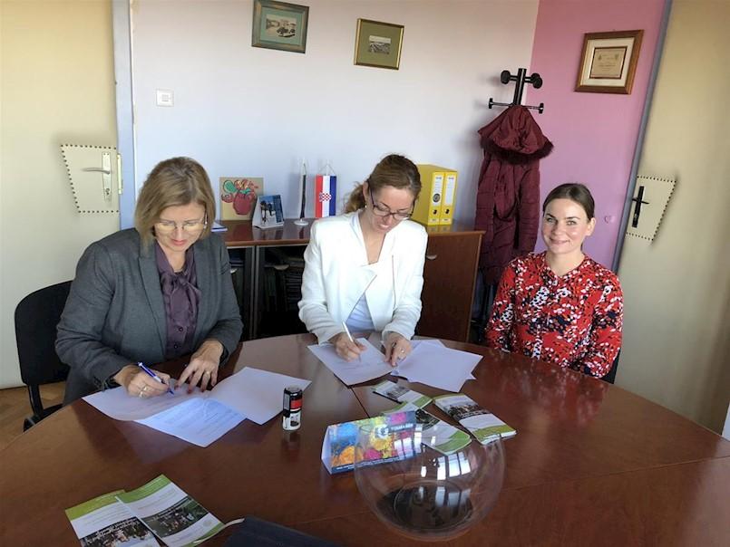 POU Labin potpisao sporazum o suradnji