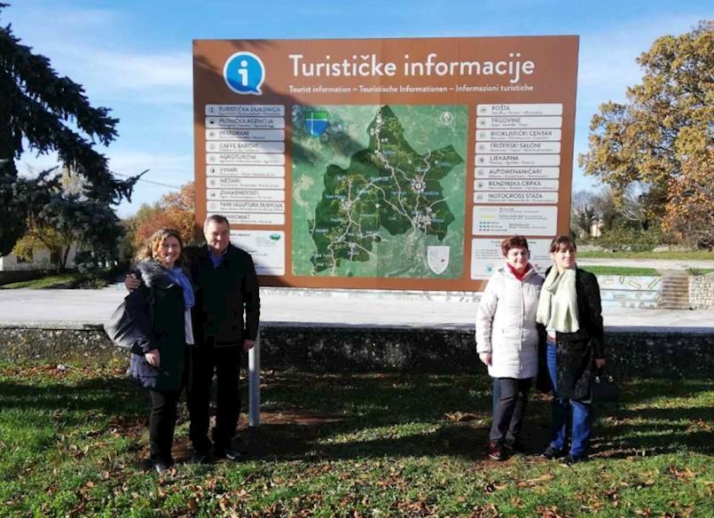 U Općini Sveta Nedelja postavljene informativno-turističke ploče te turistička signalizacija