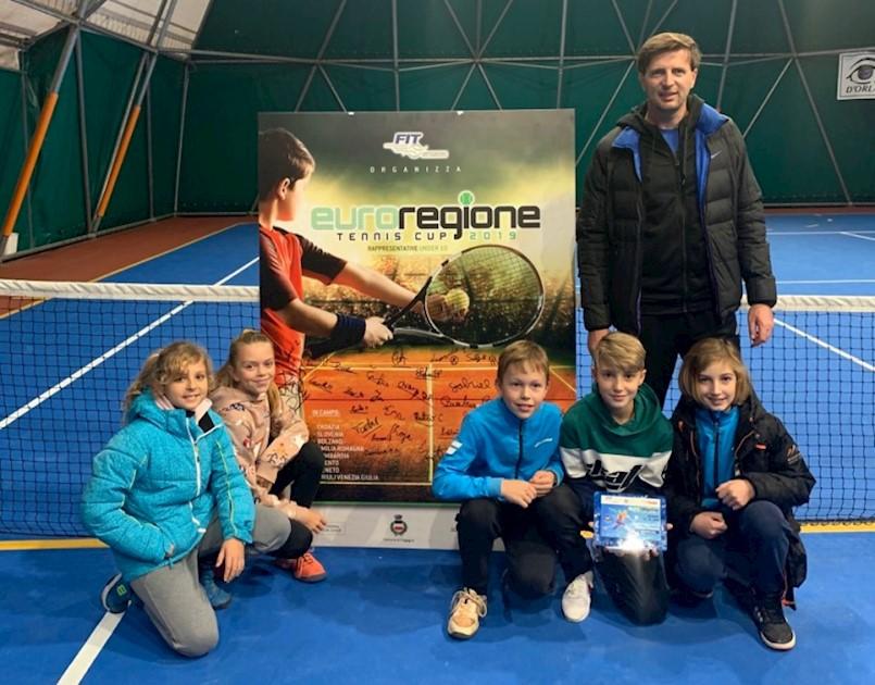 Mlade tenisačice Rapca igrale u Italiji i Ogulinu