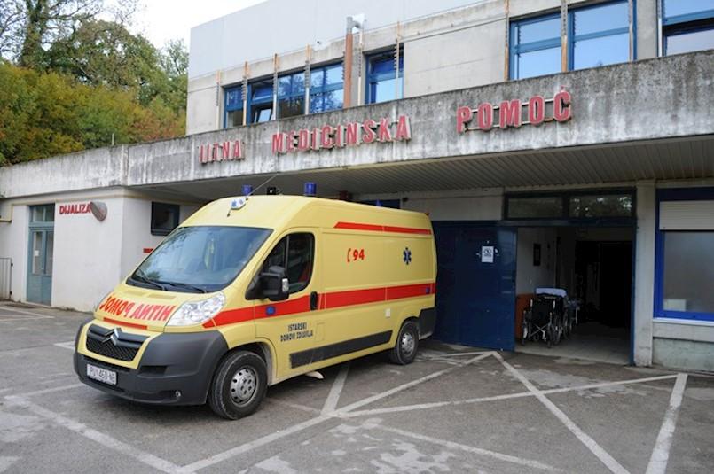 Dodatni Tim 1 hitne medicinske pomoći Labinu je nužno potreban