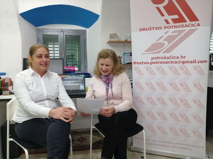 U Labinu održana tribina Prezentacija novih pogodnosti za potrošače Istarske županije