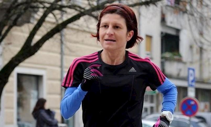 Neustrašiva Barbara Belušić ponovno prva žena na pazinskom izdanju Istarske zimske lige u trčanju