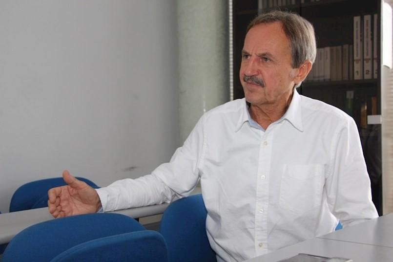 Dr. Slavko Sakoman u četvrtak u Labinu