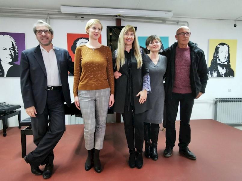 U Labinu predstavljen projekt Istarske županije XII x II 2020 Ex Libris