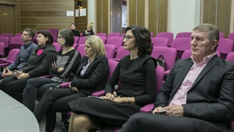 """Predstavnik Grada Labina na okruglom stolu """"Društveno poduzetništvo u Istri"""" predstavljen projekt BEGIN"""