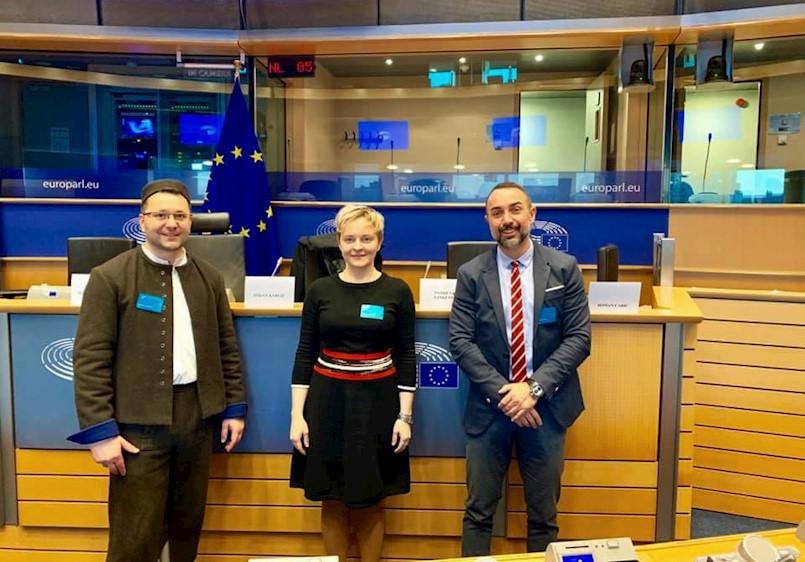 U Europskom parlamentu predstavljeni dobri primjeri očuvanja kulturne baštine Općine Kršan