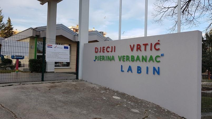 Labinski vrtić u utrci za titulu najljepšeg u Hrvatskoj, glasajte!