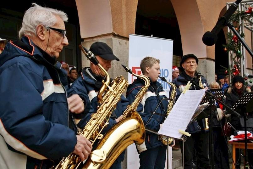 Božićni koncert Gradskog orkestra Labin