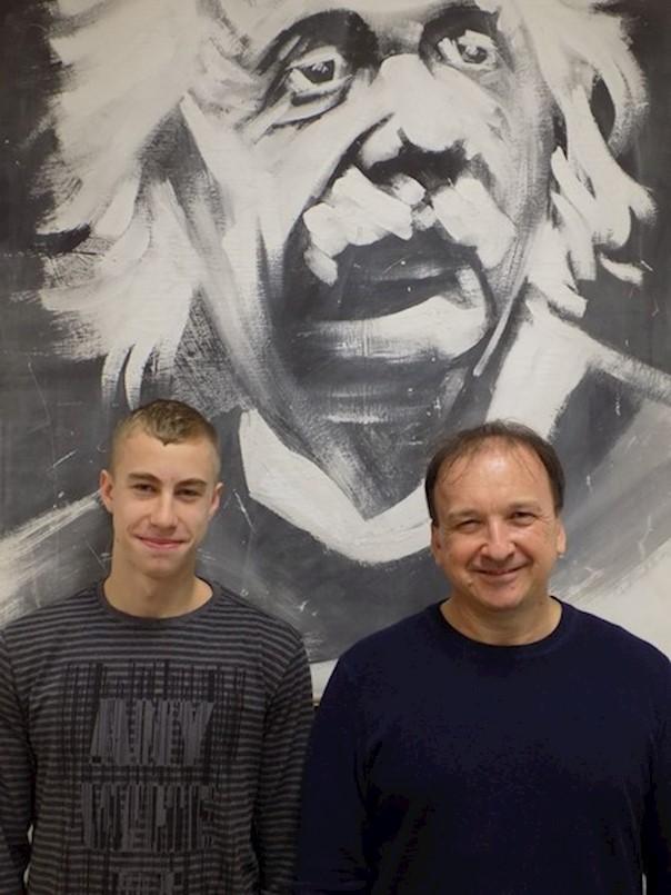 Petar Dundara sudjelovao na Državnom  turniru mladih fizičara