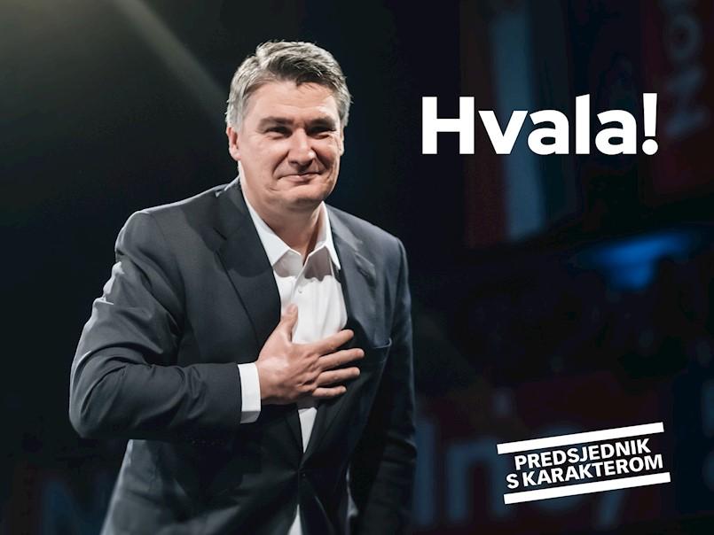 Predsjednički izbori: Labinština uvjerljivo za Milanovića