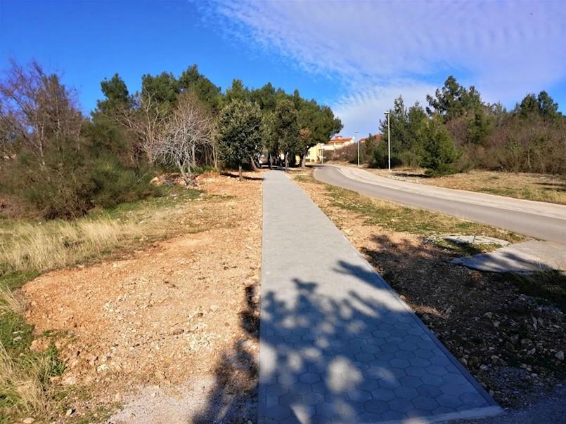 Nova pješačka staza u Rapcu