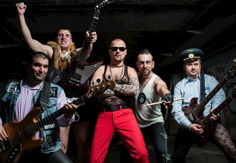 Rock folk atrakcija Brkovi ovog petka u Alter Egu!