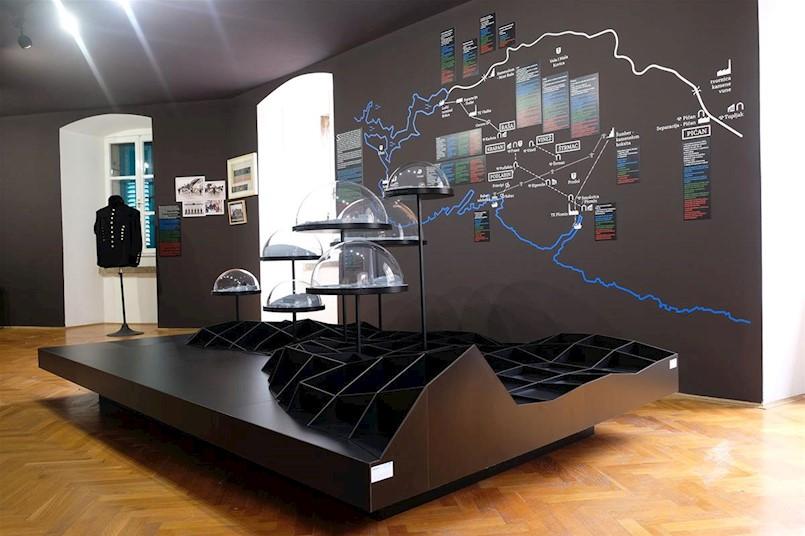 Završni radovi na interpretacijskom centru rudarstva