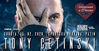 Valentinovo u Pazinu uz Tonyja Cetinskog