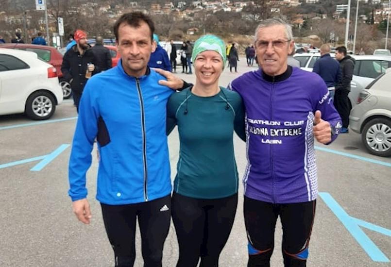 Lučano Sošić i dalje vodeći u Riječkoj zimskoj ligi u trčanju