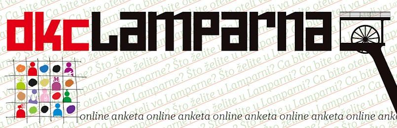 Ispuni anketu i kreiraj sadržaj Lamparne!