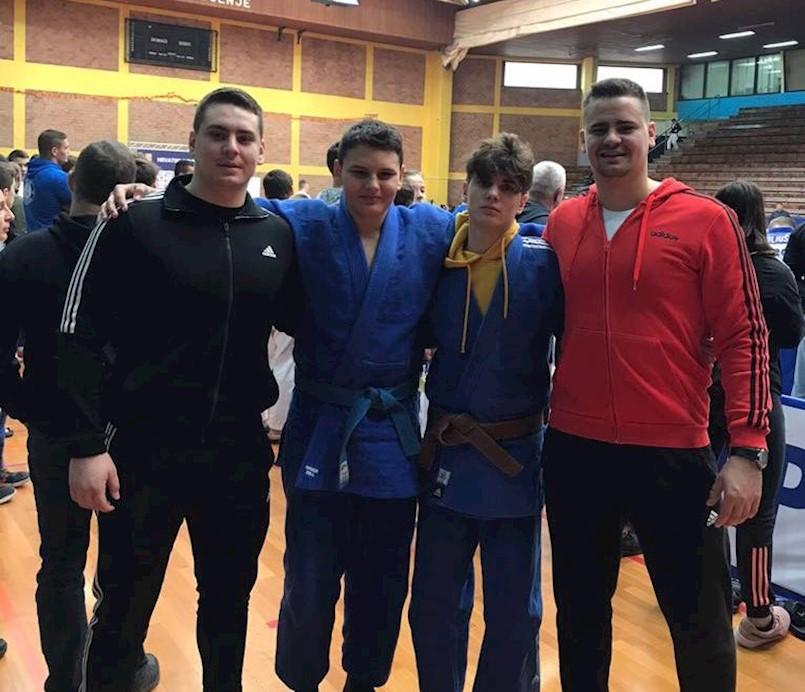Sanjin Mujkić (JK Meto) peti na kadetskom prvenstvu Hrvatske u judu