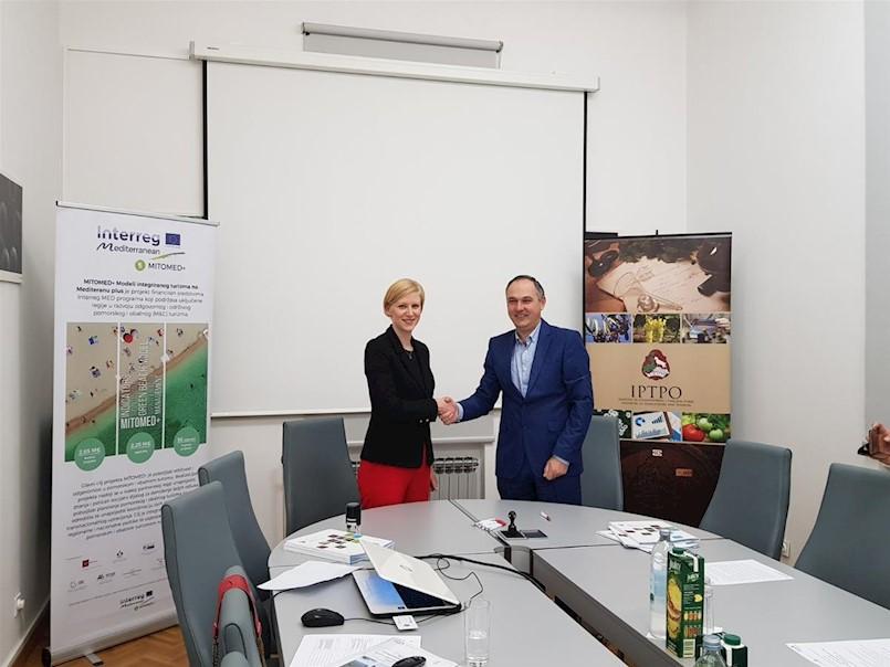 Predstavljeni rezultati Europskog projekta MITOMED+, potpisan memorandum