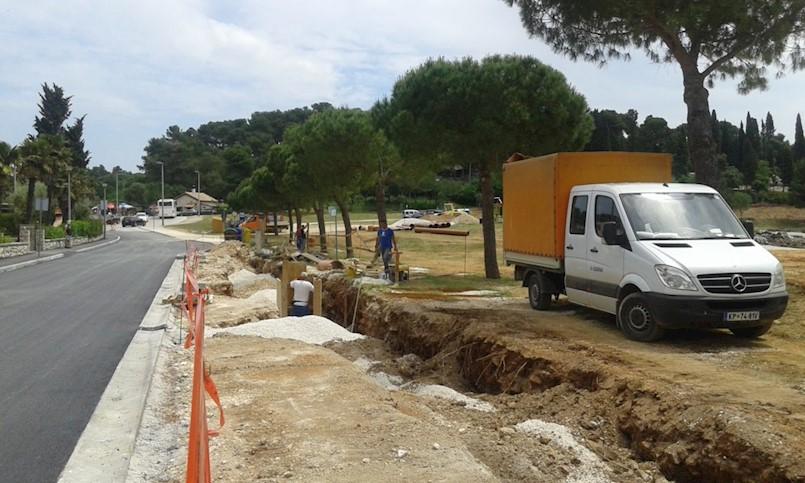 Za kanalizaciju naselja Marceljani IVS-u odobreno više od 4,5 milijuna kuna!