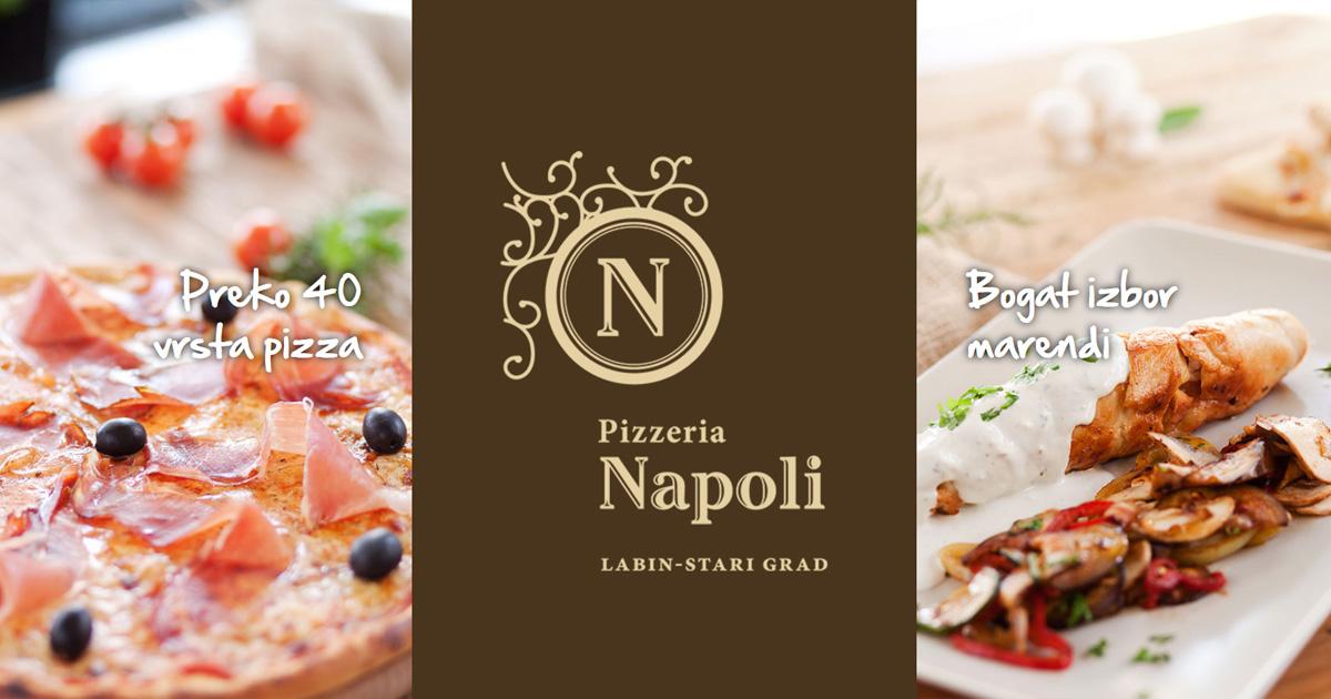 Novi gastro užici pizzerije Napoli