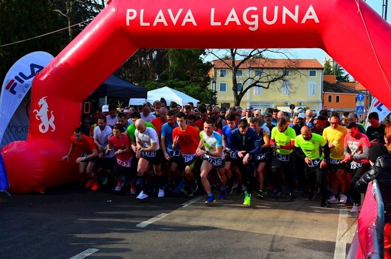 Labinski trkači uspješni i u 7. kolu Istarske zimske lige u trčanju