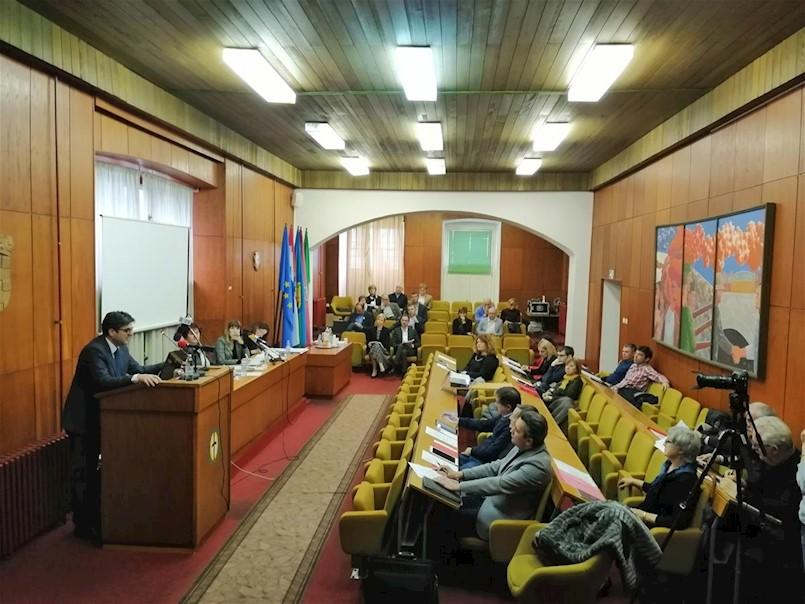 Izvješće s 30. redovne sjednice Gradskog vijeća Grada Labina