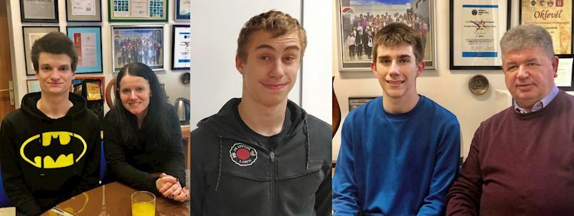 Učenici SŠMB-a ponovno na vrhu Županijskog natjecanja iz informatike
