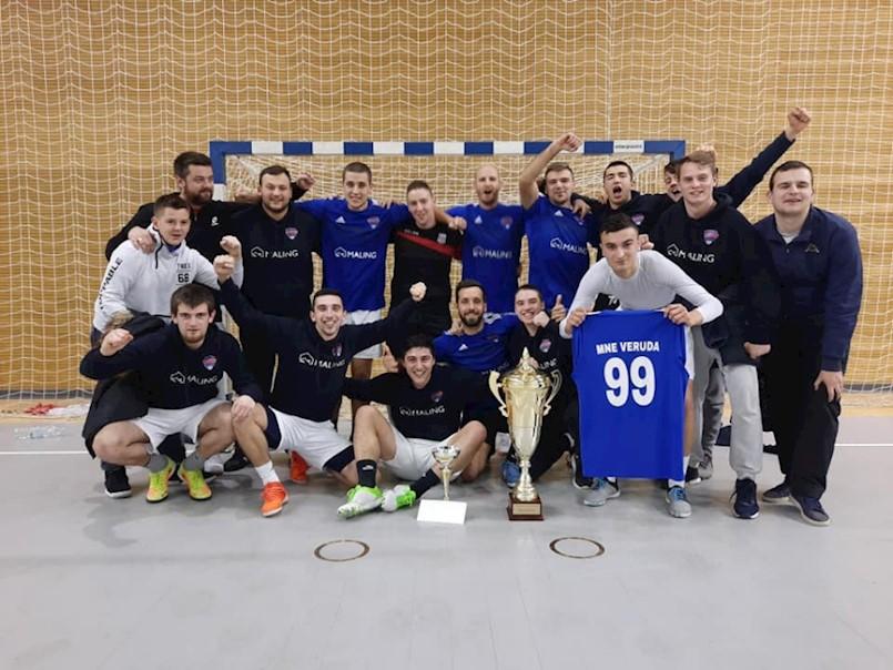 Veruda Maling pobjednik Futsal lige prvaka Istre