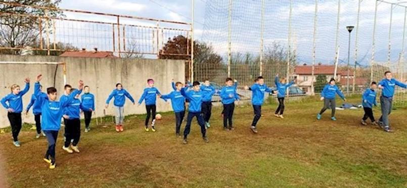 Drugi nogometni kamp 'Step by step Soccer 2020'