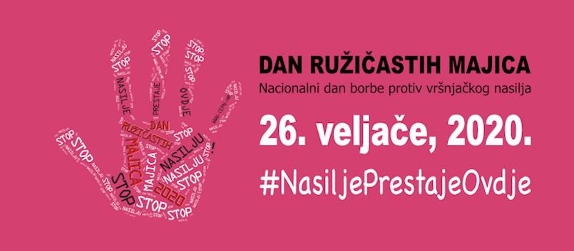 Grad Labin pridružuje se obilježavanju Dana ružičastih majica