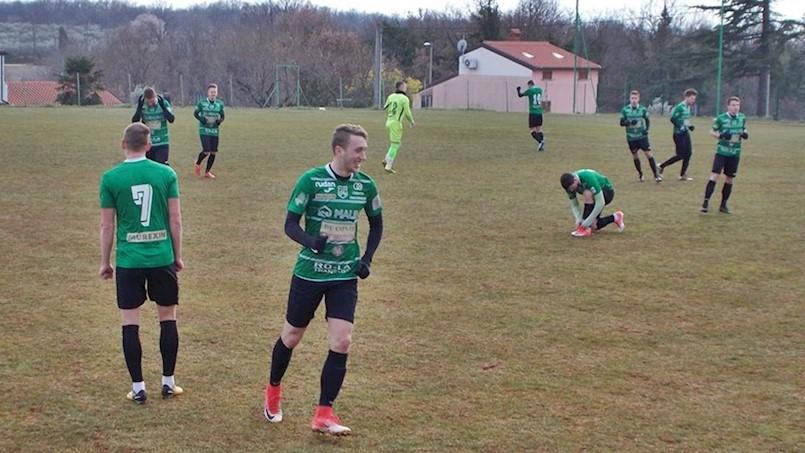NK Rudar pobijedio u Novigradu, za sedam dana prvenstvo