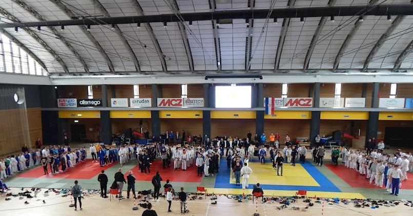 Održan 35. međunarodni judo turnir Labinska Republika