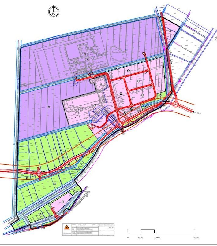 """Ponovna javna rasprava o prijedlogu Urbanističkog plana uređenja """"Poduzetničke zone Pićan jug"""""""