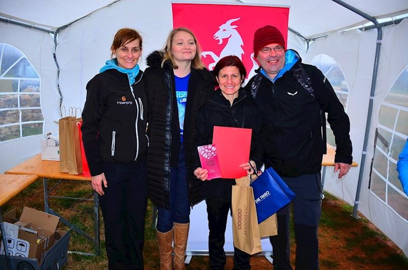 Barbara Belušić ukupna pobjednica Istarske zimske lige u trčanju