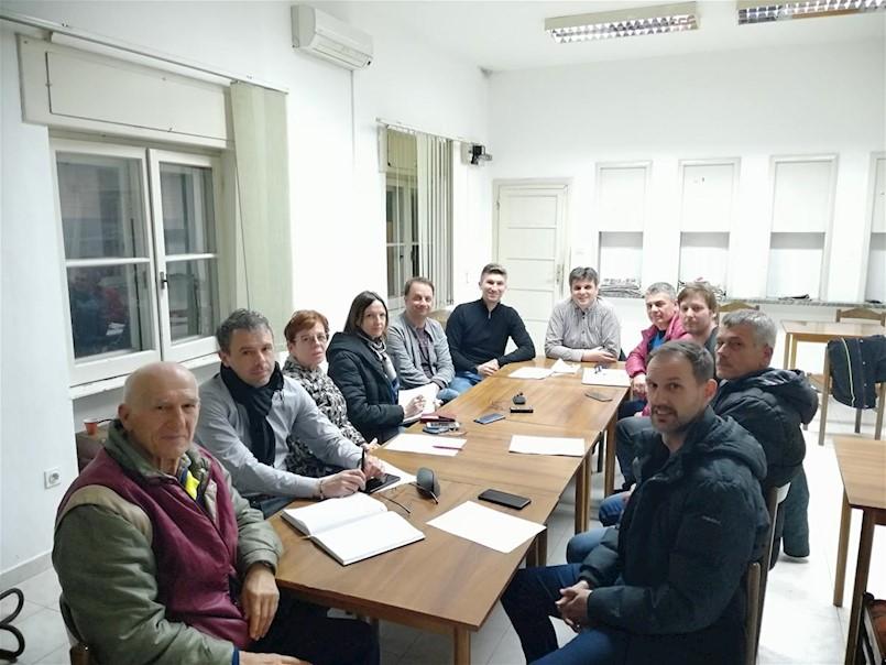 Mjesni odbor Donji Labin dobiva novu prometnicu i uređeniji promet centrom grada