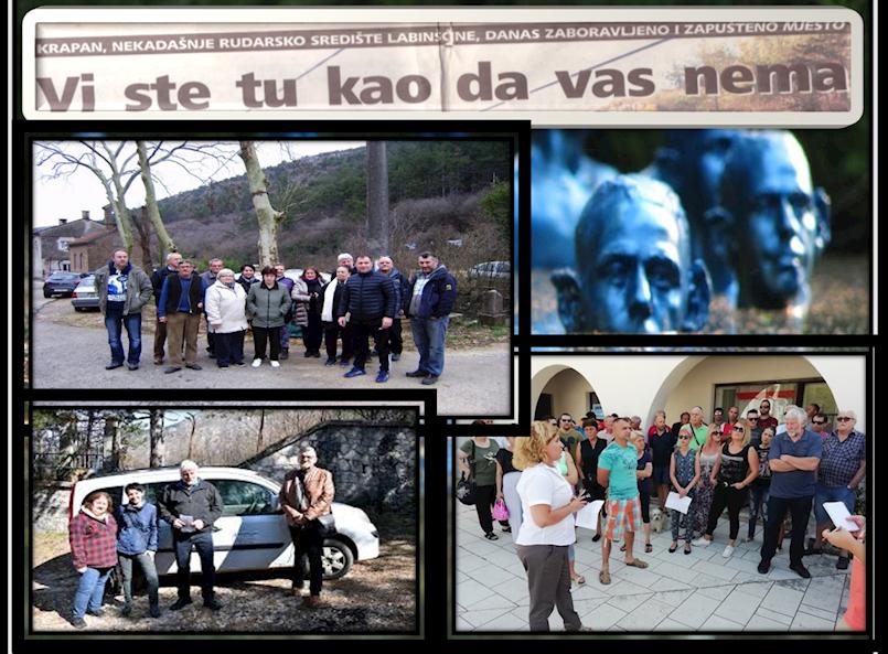 Prigodan tekst inicijativa građana ''Za Rašu'' i ''Zaštitimo zemlju, vodu i zrak Labinštine'' povodom Svjetskog dana voda