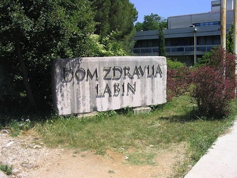 U Domu zdravlja Labin izdvojena ordinacija za pacijente pod sumnjom na zaraženost koronavirusom