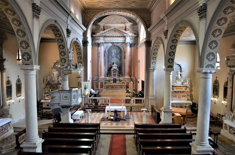 Misna slavlja uživo iz župne crkve Rođenja Blažene Djevice Marije Labin