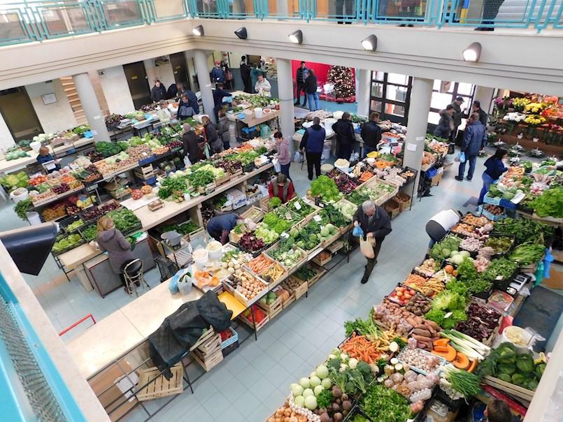 Od sutra ponovno zelena tržnica na labinskom markatu