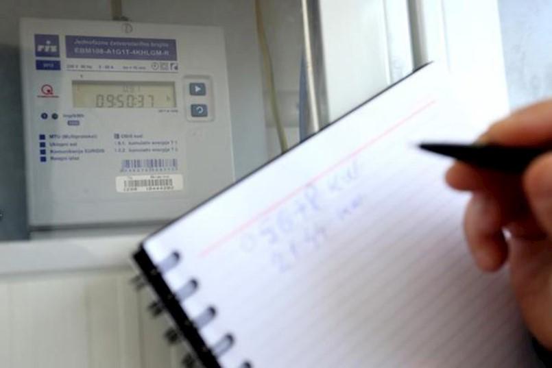 ELEKTROISTRA POZVALA GRAĐANE Nema očitanja brojila po kućanstvima, stanje brojila morate dostaviti sami. Evo kako to možete učiniti